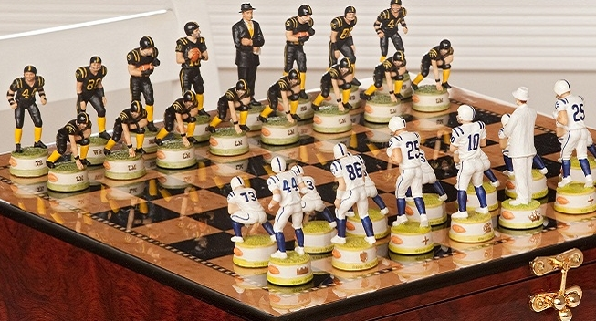 chess footballers